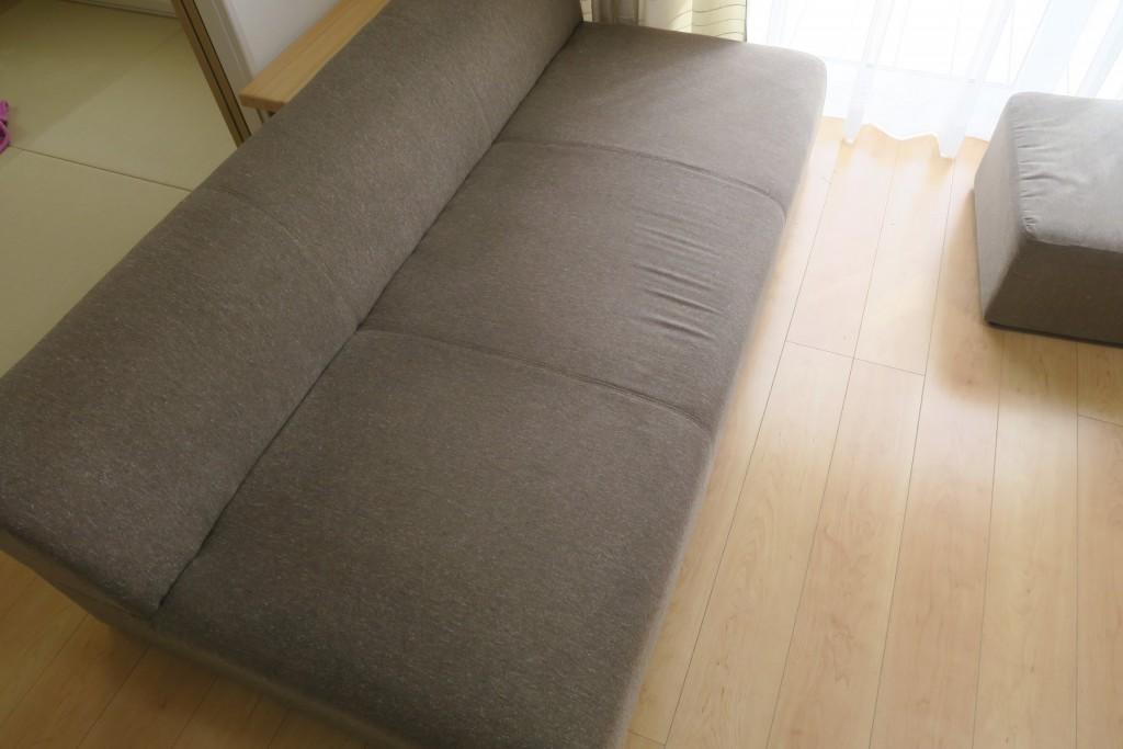 茂木流!布ソファーのシミ抜き術!