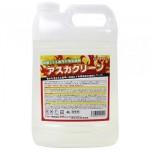 桁違いの洗浄力と優れた除菌力を併せ持つアスカクリーン