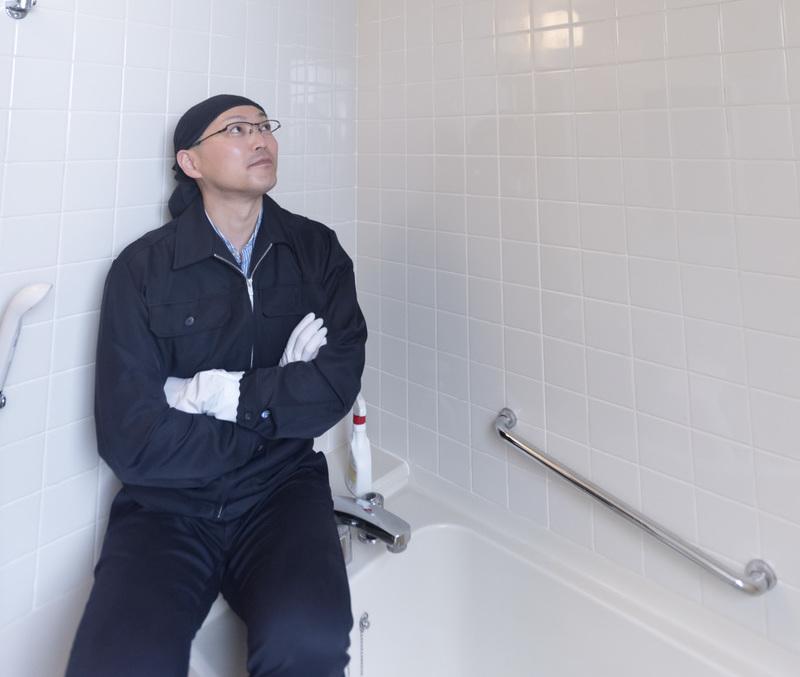 【プロ必見!】バスクリーナーは「洗浄力」より「泡」が重要なわけ