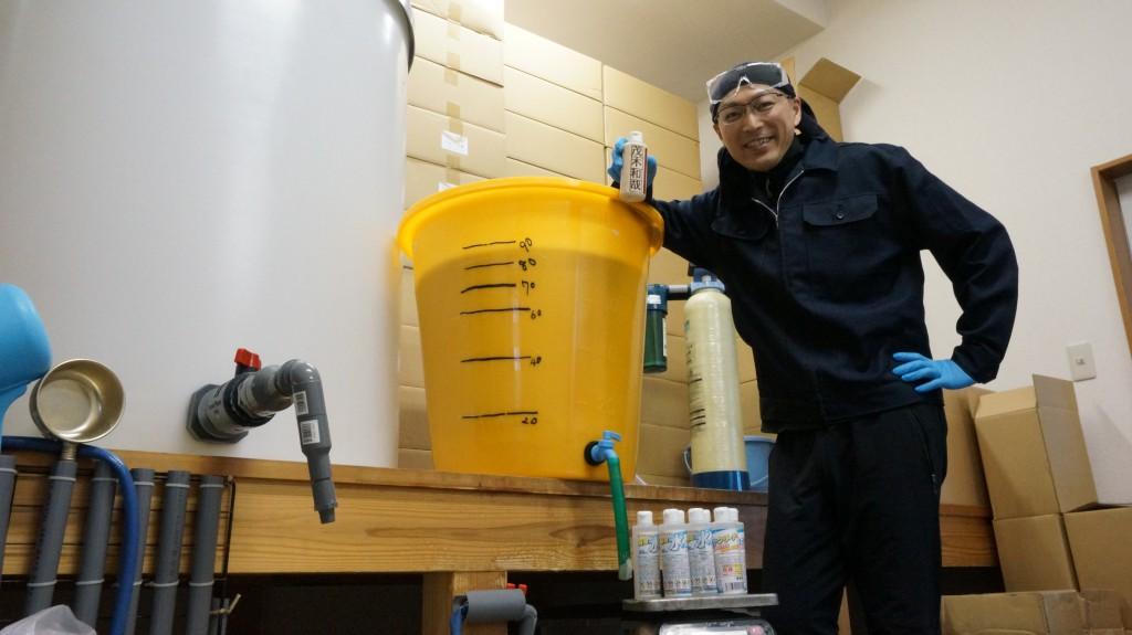 【プロ必見】ガンコな水垢と商売繁盛の意外な関係