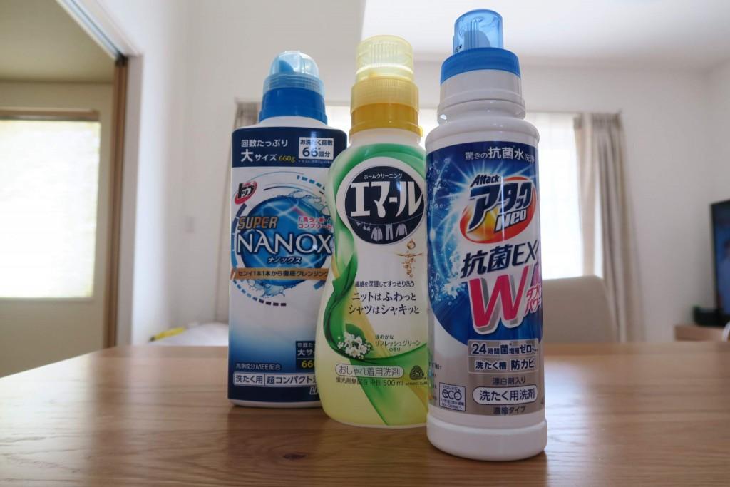 合成洗剤が「悪」で、ナチュラル系が「善」でしょうか?